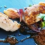 euro dining claret - 山形庄内豚の少しアップ
