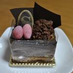 ケーキハウスショウタニ  - チョコレートのケーキ