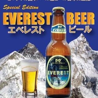 ネパールビール&ネパール焼酎