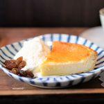 Jazzと喫茶 囃子 - チーズケーキ