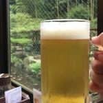 天成園 - ドリンク写真:この一杯の為に箱根に来るんだよなあ♪