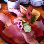 ひら井 - 海鮮丼