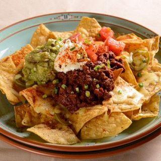 お食事のみOK!人気のスーパーナチョなどメキシカンがおいしい