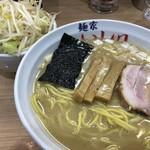 79943823 - ら〜麺+野菜 ¥730+100