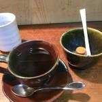 79943830 - ランチのコーヒーは100円