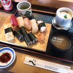 寿司・鰻・天婦羅 松舞 - 料理写真: