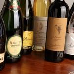 リストランテ ボルゴ・コニシ - ドリンク写真:ソムリエ・エクセレンスが選ぶイタリアワインが楽しめます