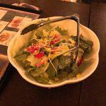 イタリアンダイニング マッシュルームプライム - ベーコンシーザーサラダ 680円