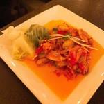 イタリアンダイニング マッシュルームプライム - 若鶏のイタリアントマトソテー 780円