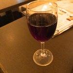 イタリアンダイニング マッシュルームプライム - 赤ワイン 580円