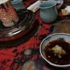 水だき 萬治郎 - 料理写真:独特の雰囲気を楽しんで下さい。
