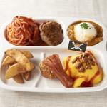 サンジのおれ様レストラン - 麦わらキッズプレート\1200(税込)