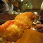 はしり亭(旬) - トマトチーズ