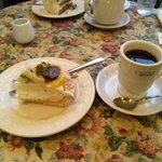 グロヴナーカフェ - フルーツパイ