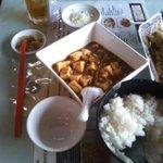 7995404 - 麻婆豆腐ランチ
