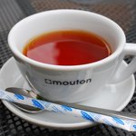 mouton valcitta - ランチにプラス100円でコーヒーor紅茶