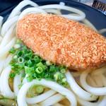 松下製麺所 - コロッケ