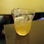 うまいもんや つくし - シークワーサー梅酒