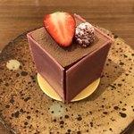 79953381 - シュブリエ    一番気に入りました❤️上質ないちごとチョコレート