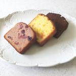 ブーランジェリーブルディガラ - 焼き菓子3種