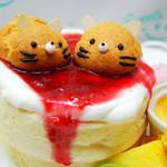 Sweets Smile - 『2月1日~7日&猫の日2月22日』限定パンケーキ