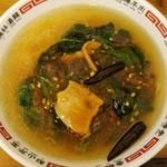 中華菠菜 - ポパイラーメン