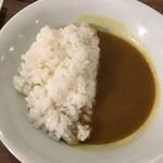 洋食・ワイン フリッツ - ちょこっとカレー