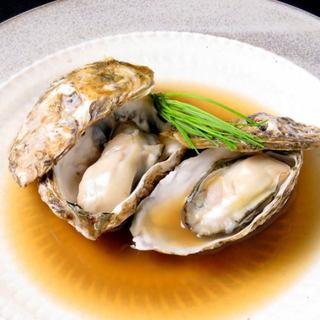あご出汁効かせた【おでん】と日本酒との相性を考えた一品料理