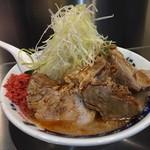 らーめん大 - 料理写真:海老塩豚骨