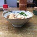 長楽 - 丼は良くあるAタイプ