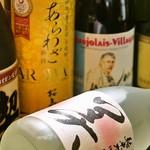 カフェ&ミュージックバー アロエ - 焼酎・ワインなどなど