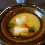 中村孝明貴賓館 - すっぽんスープ蒸し