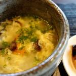 中村孝明貴賓館 - 食事:鯛雑炊