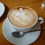 カフェ アリス - ホットのカフェモカ