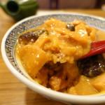 中村屋 - ご飯は炊きこみ