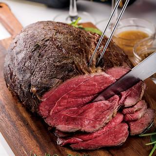 絶品肉料理メニュー!!栄で肉バル体験★