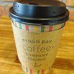 バイロンベイ コーヒー - フラットホワイト S