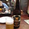 炉ばた 万年青 - ドリンク写真:瓶ビール 中瓶