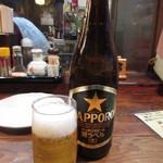 79963344 - 瓶ビール 中瓶