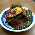 玉福食堂 - 朝鮮漬け