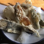 ぴかる - 天ぷら盛り盛り