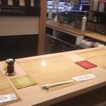 炙り創作鮨 すし蔵のはなれ - 立ち喰い席(2018.01.25)