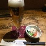 たもいやんせ - 宮崎ひでじビール・お通し