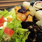 ぶらん - ビュッフェ惣菜