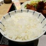ぽん輔 - ご飯