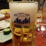 酔の助 - ビールはアサヒ