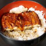 宇奈とと - うな丼¥500