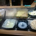 しゃぶ菜 - 麺、豆腐他
