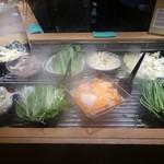 しゃぶ菜 - 葉野菜