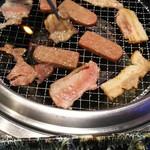 キングバーベキュー - 料理写真:お肉
